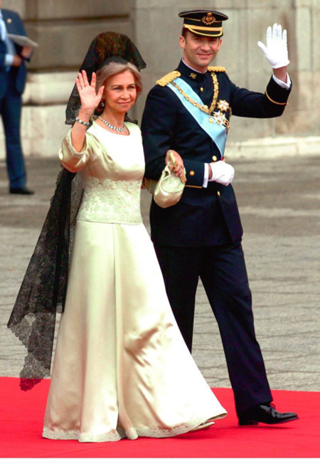 SPAIN ROYAL WEDDING